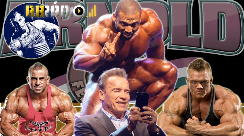 BB Rádió: Arnold vs. Cedric Bodó Imivel