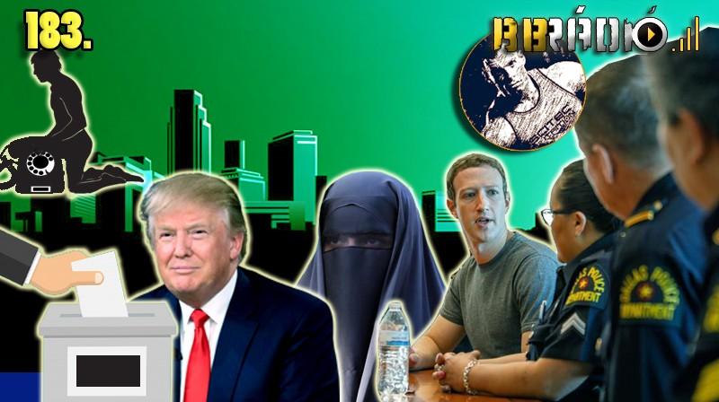 BB.Rádió 183: választás, értékek, botrányok és legjobb filmajánló