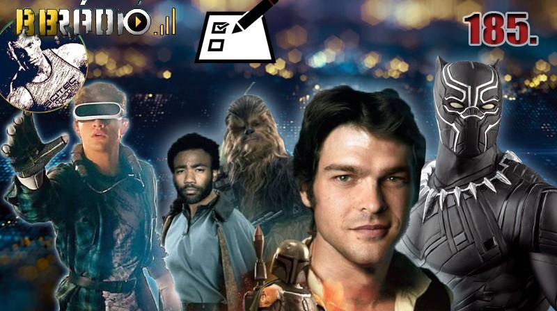 BB.Rádió 185: Solo és Fekete Párduc a visszatérő rádióban